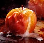 Омолаживающий рецепт с печным яблоком
